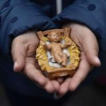 Benedizione statuette di Gesù Bambino