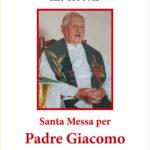 S. Messa per Padre Giacomo